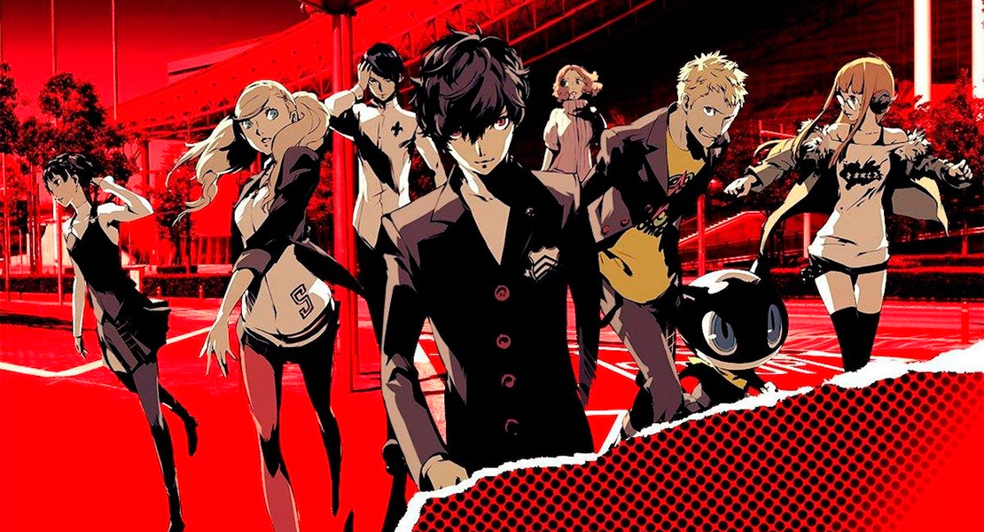 Joker de Persona 5 se incorporará a Super Smash Bros Ultimate