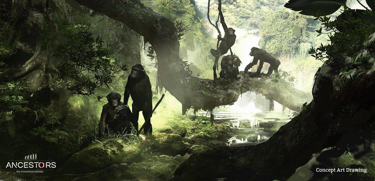 Ancestors: The Humankind Odyssey, el proyecto de Patrice Désilets, tiene fecha en PC y nuevo vídeo informativo
