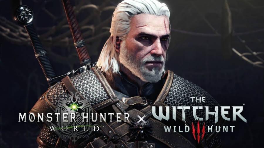 La colaboración entre Monster Hunter y The Witcher llegará el 8 de febrero