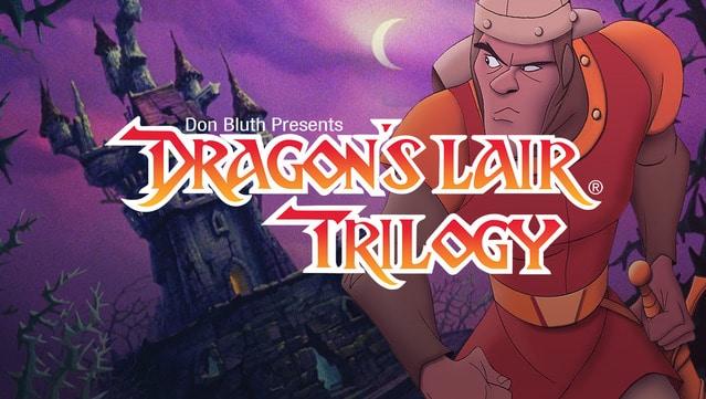 Dragon's Lair Trilogy concreta su lanzamiento para Nintendo Switch