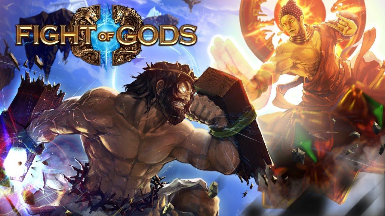 Fight of Gods y sus deidades aterrizan en Switch el 18 de enero