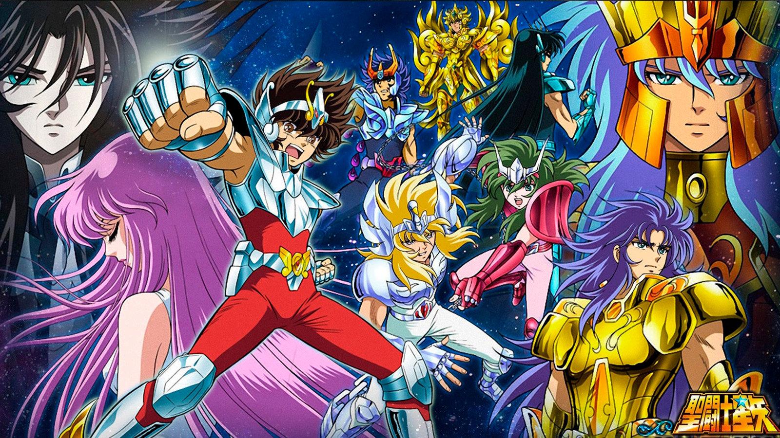 Bandai Namco podría estar desarrollando un nuevo juego de Saint Seiya