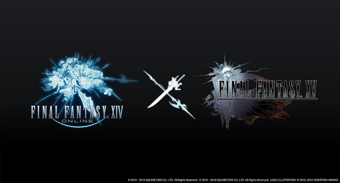Noctis y su Regalia llegarán a Final Fantasy XIV