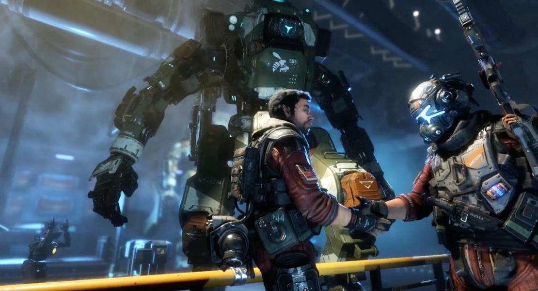 Zampella nos promete novedades y contenidos para Titanfall y Apex Legends