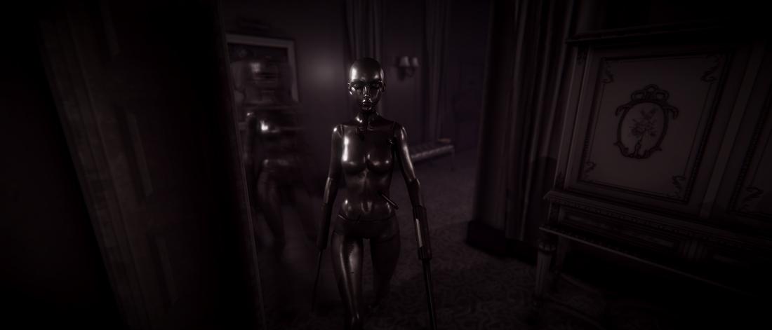 Dollhouse estrena año de lanzamiento y tráiler de historia, todo en blanco y negro