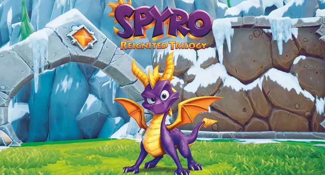 Spyro Reignited Trilogy podría acabar llegando a Nintendo Switch