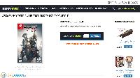 Aparece junto con el juego Assassin's Creed Liberation, aunque la carátula es la norteamericana
