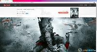 Imagen de la ficha del juego en la web de Ubisoft