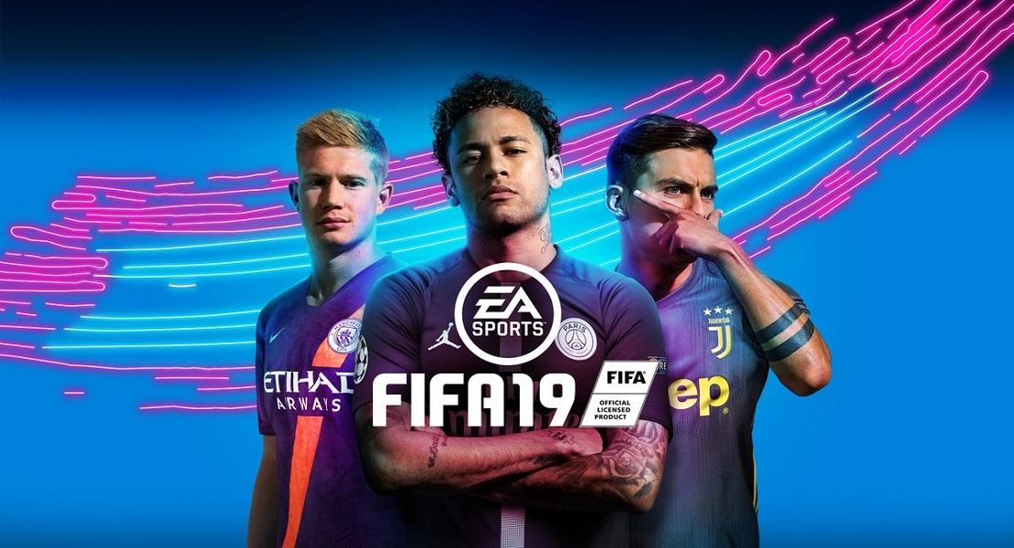EA elimina a Cristiano Ronaldo de la portada de FIFA 19