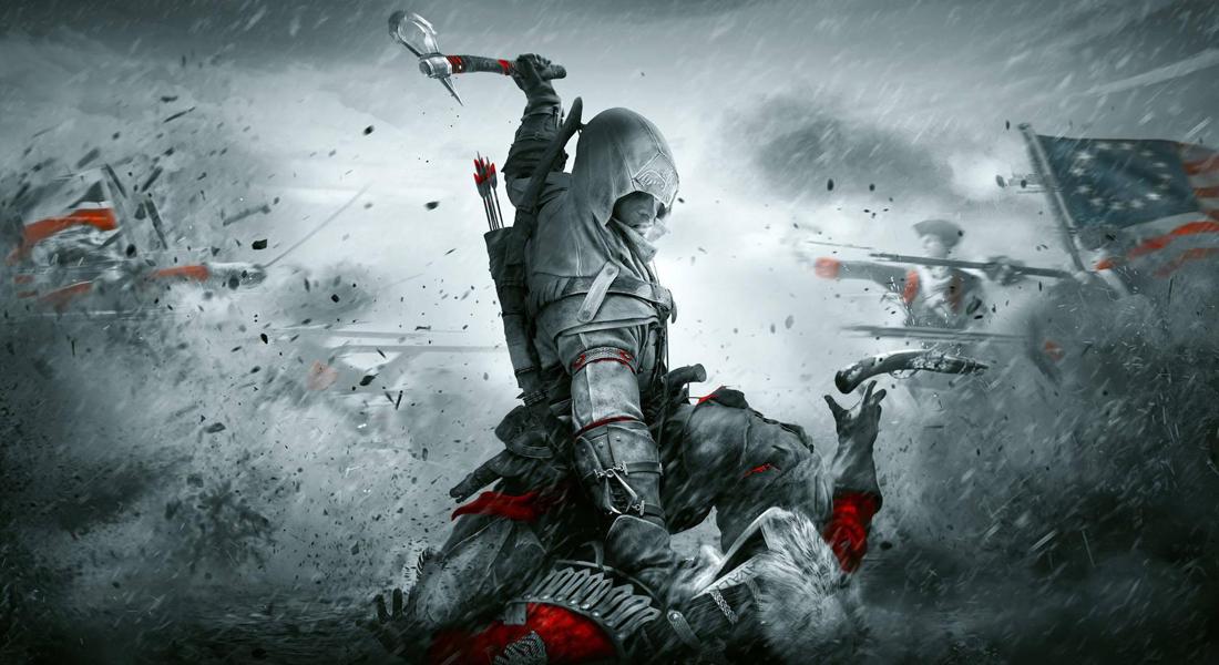 Assassin's Creed III Remastered llegará a Nintendo Switch el próximo 21 de mayo