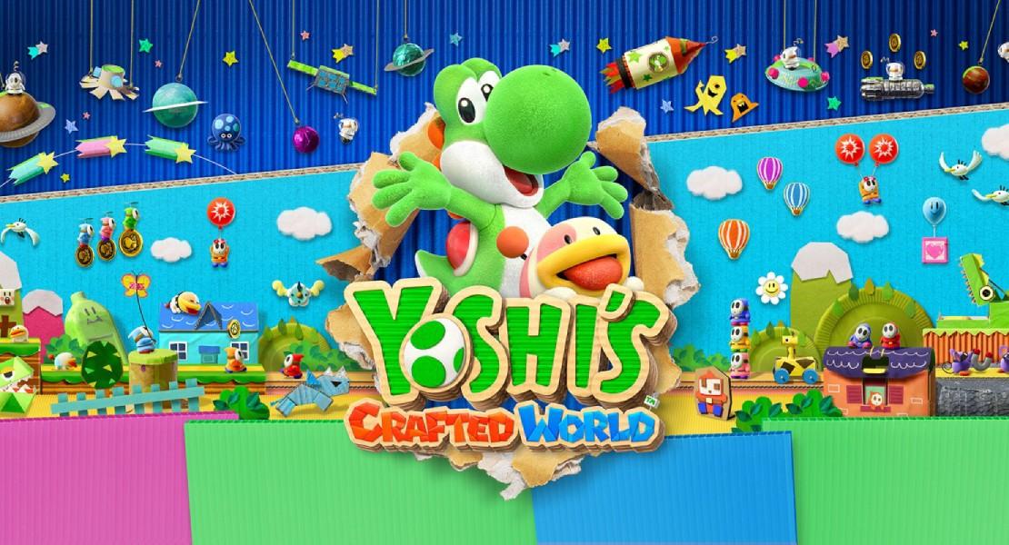 Yoshi's Crafted World estrena demo y nuevo tráiler