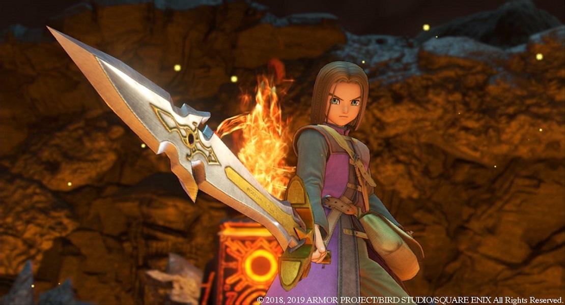 Dragon Quest XI se estrenará en Nintendo Switch durante el otoño
