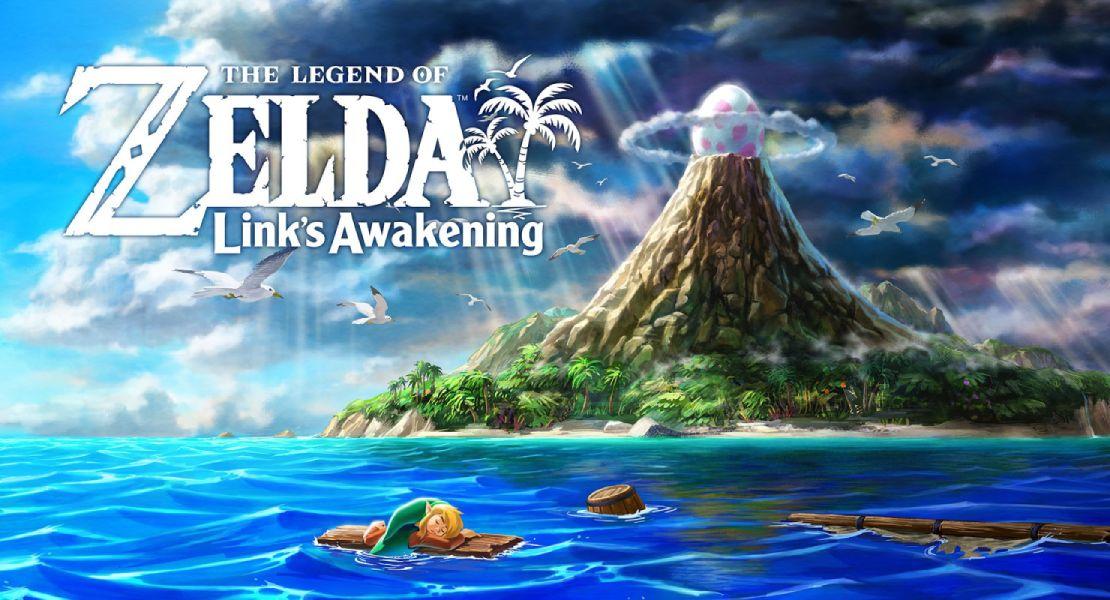 Nintendo presenta el remake de The Legend of Zelda: Link's Awakening