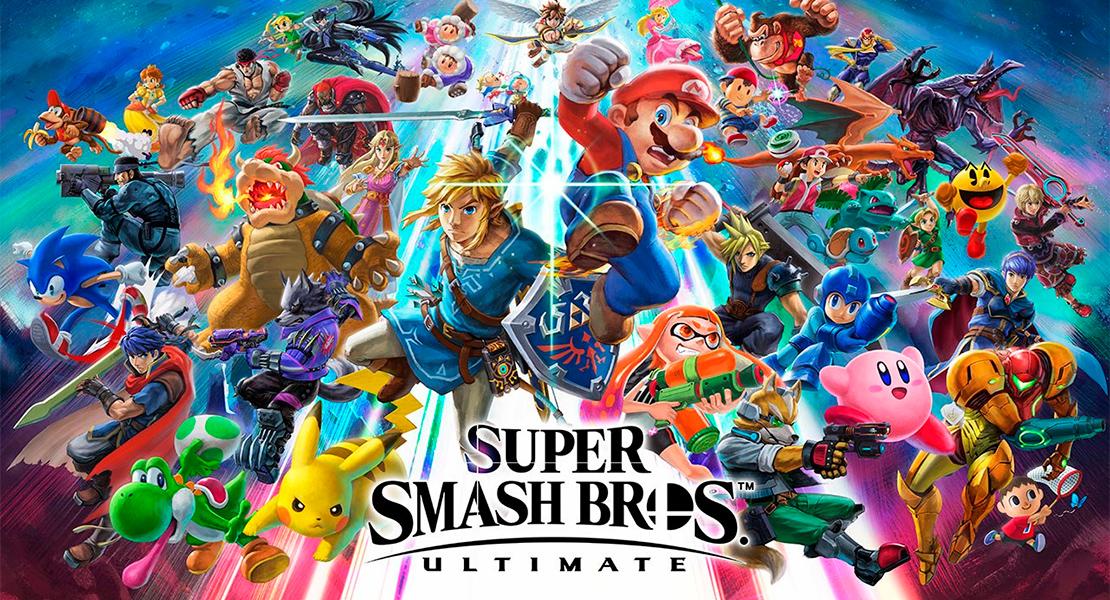 Super Smash Bros. Ultimate recibirá la versión 3.0 esta primavera