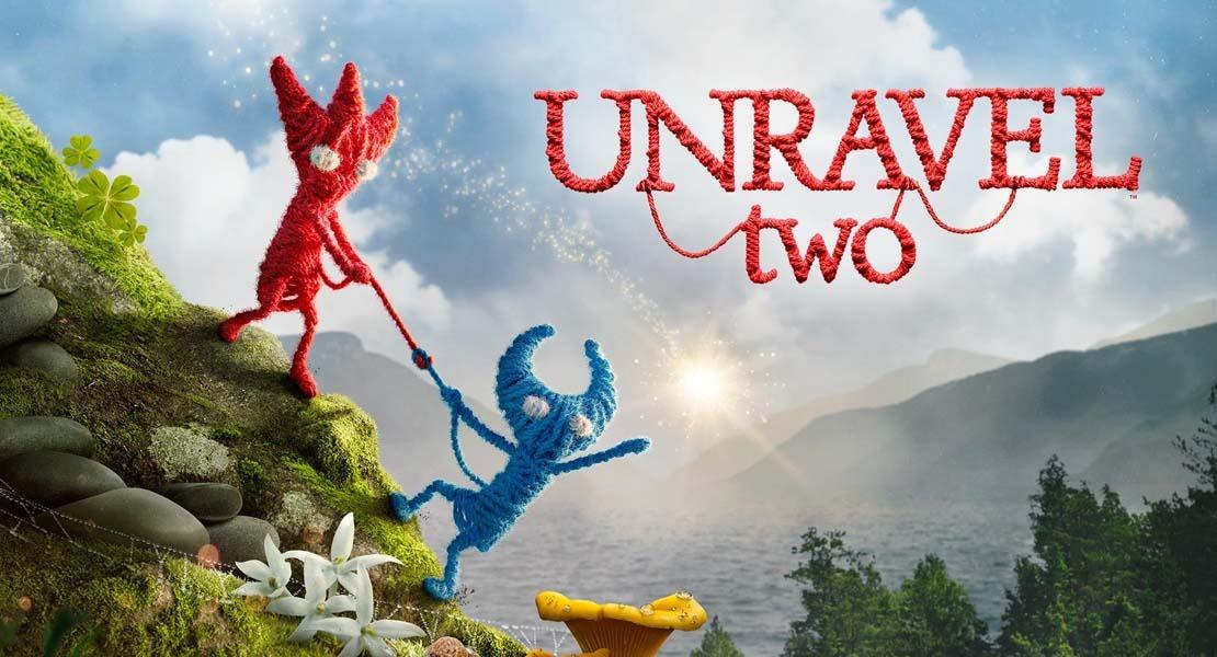 Unravel Two debutará en Nintendo Switch el próximo 22 de marzo