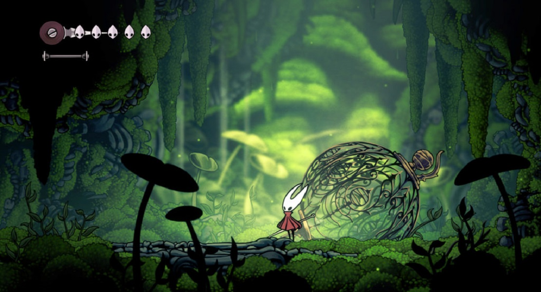 Anunciado Hollow Knight: Silksong para PC y Nintendo Switch