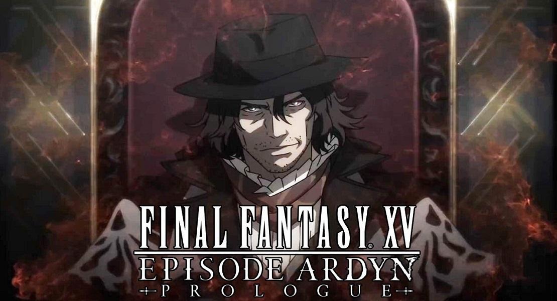 Square Enix presenta el cortometraje animado de Final Fantasy XV centrado en Ardyn