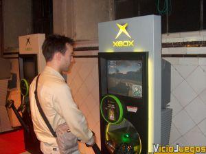 Durante el acto pudimos probar una demo de las versiones de Xbox y PS2