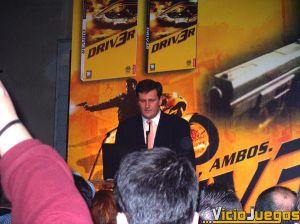 Alberto González Lorca, de Atari Ibérica, comentó los excelentes resultados de Atari en el mercado español
