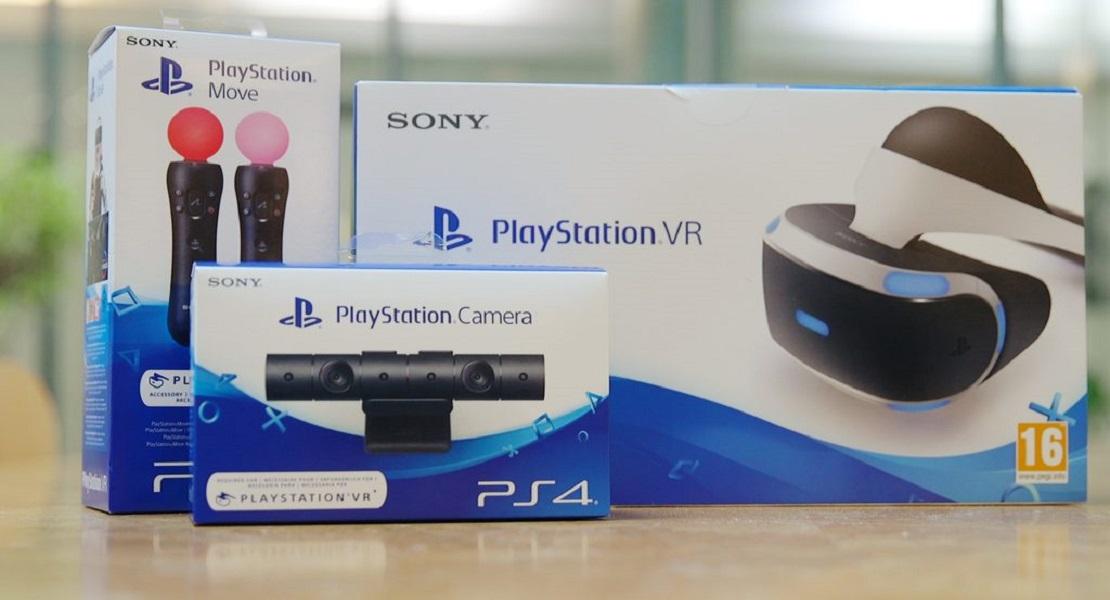 Sony lanzará a la venta nuevos packs de PlayStation VR con varios juegos
