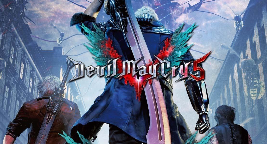 Devil May Cry 5 contará con una adaptación al manga explicando la historia de V