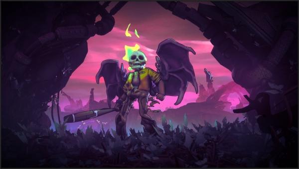 Double Fine y Bandai Namco presentan RAD, las aventuras tóxicas de un chaval con problemas corporales