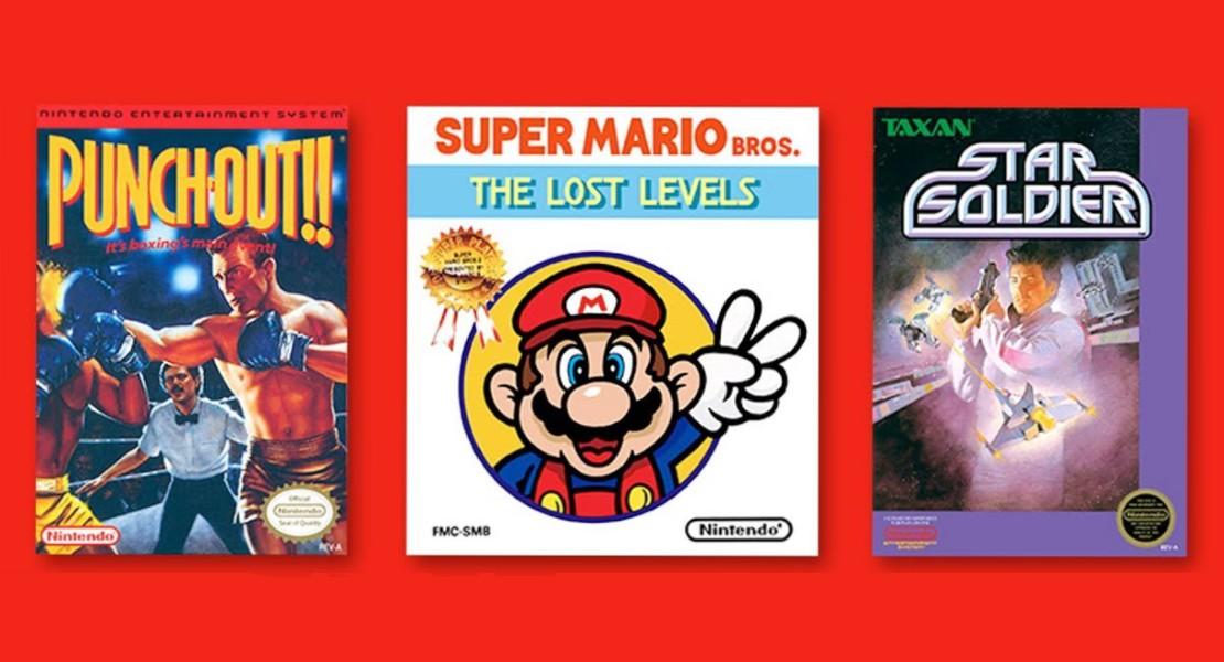 Ya disponibles los juegos de abril de Nintendo Switch Online