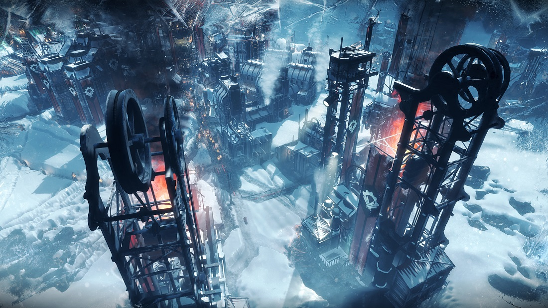 Anunciado Frostpunk para consolas, famoso por ser el simulador de supervivencia de ciudades más difícil de 2018