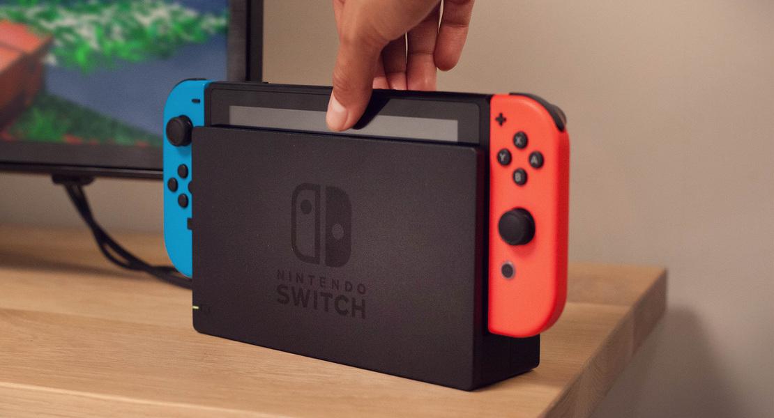 Switch recibe la actualización a la versión 8.0.0 con numerosas novedades