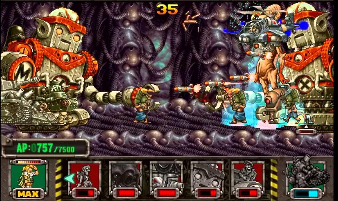 SNK promete un nuevo Metal Slug para consolas y dos nuevas versiones de Neo Geo
