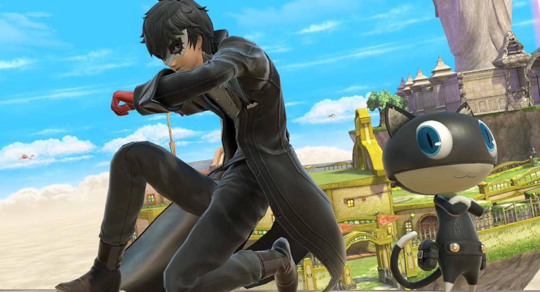 La versión 3.0 de Super Smash Bros. Ultimate aterrizará mañana, y traerá a Joker consigo