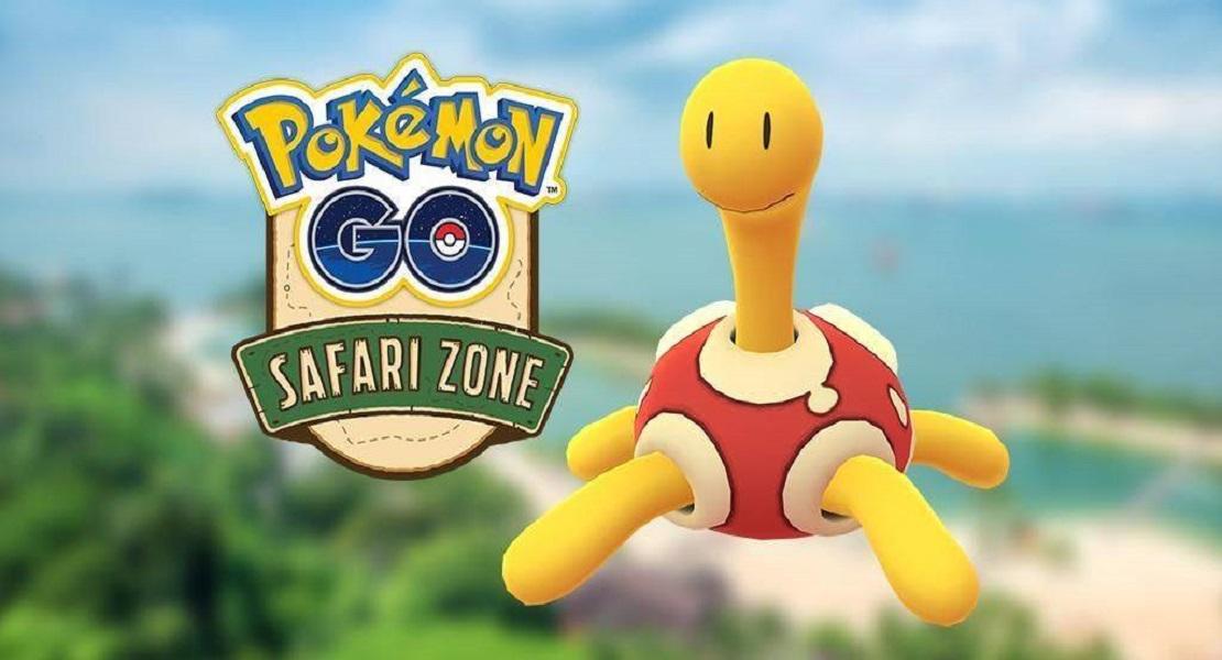 Shuckle será más fácil de capturar este fin de semana en Pokémon GO