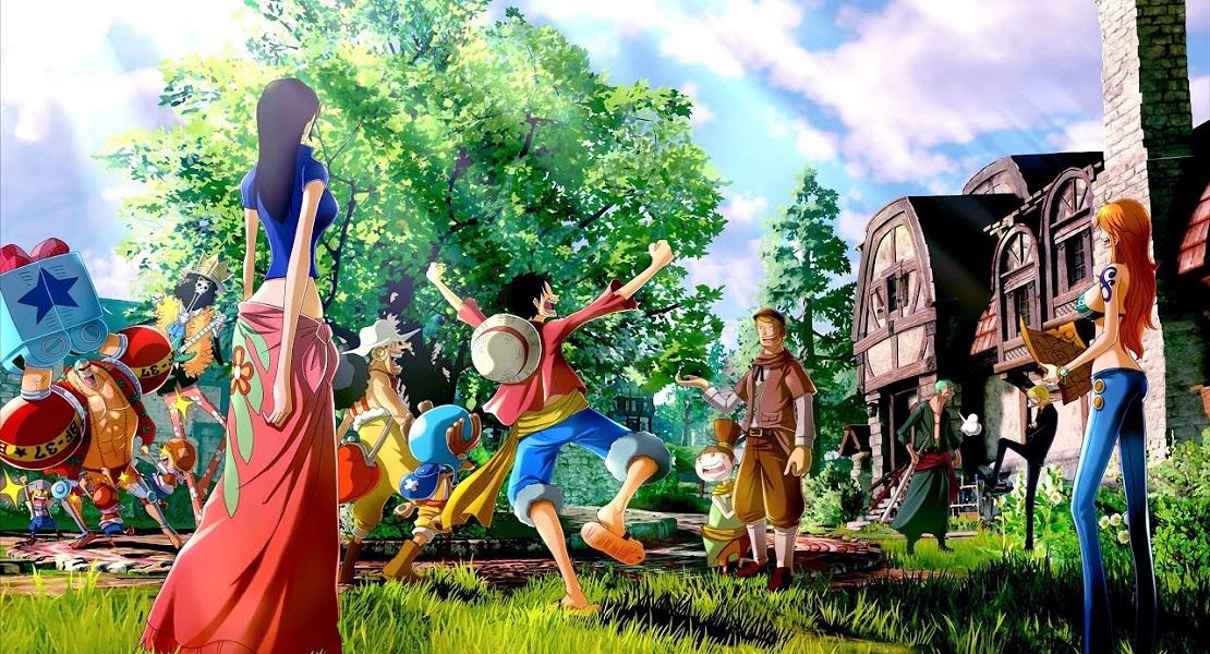 Zoro será el protagonista del primer contenido descargable para One Piece: World Seeker