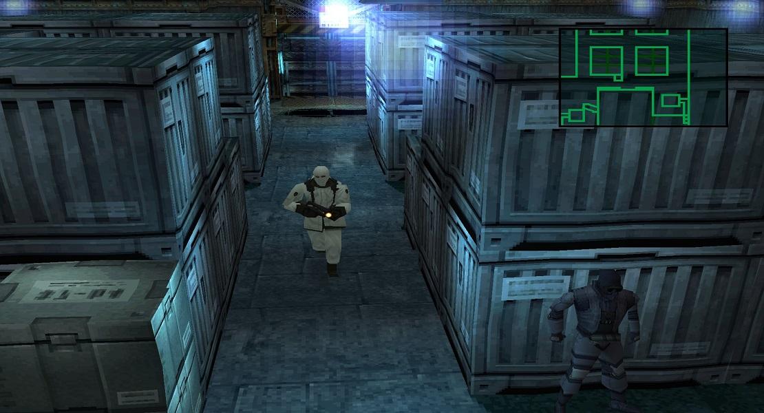 Un fan está trabajando en un remake de Metal Gear Solid dentro de Dreams