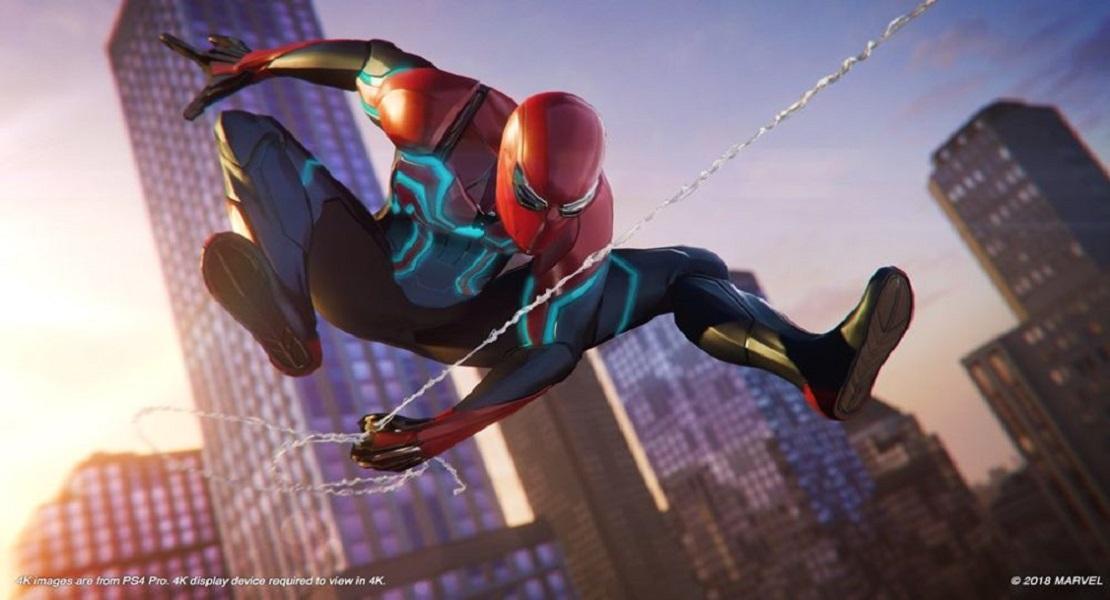 El juego de Spider-Man contará con un cómic bajo el nombre Velocity