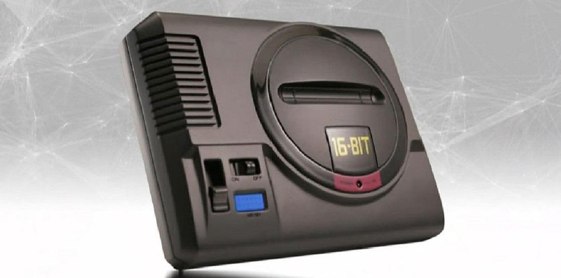 Sega anuncia la tercera oleada de títulos para Mega Drive Mini