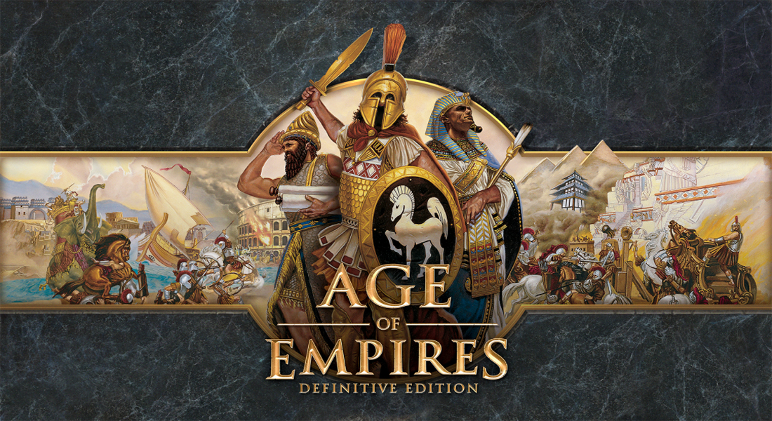 El décimo parche llega a Age of Empires: Definitive Edition