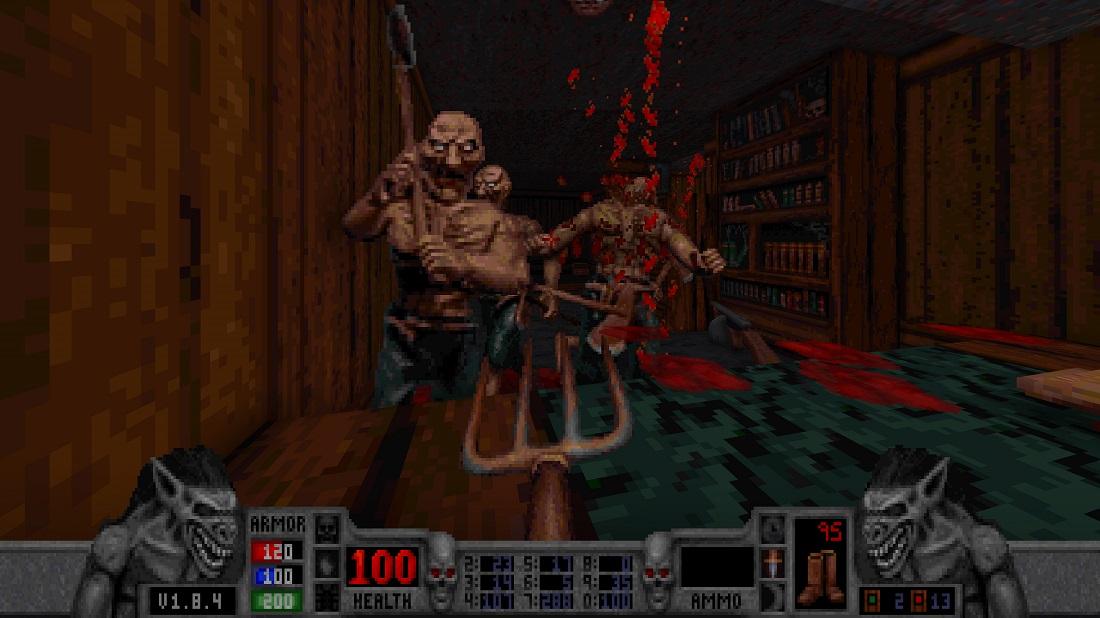 Blood: Fresh Supply, el remaster del clásico noventero, sale a la venta en PC
