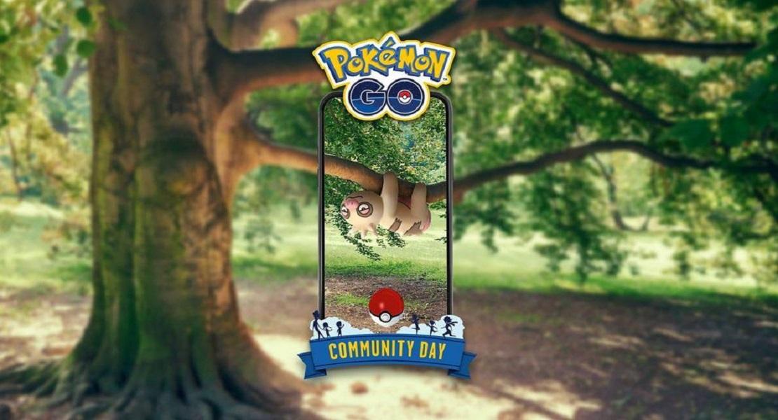 Slakoth volverá a Pokémon GO durante verano debido a los problemas del Community Day