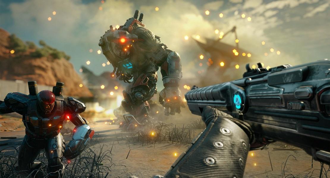 Rise of the Ghosts es la primera expansión para Rage 2