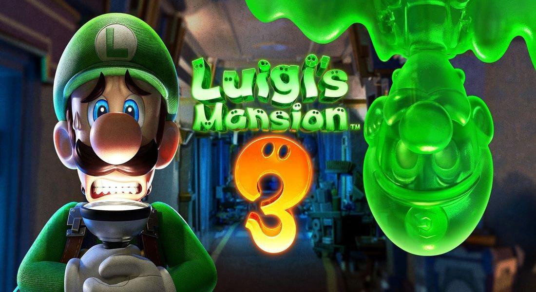 Nintendo concreta detalles de Luigi's Mansion 3 y lo confirma para 2019