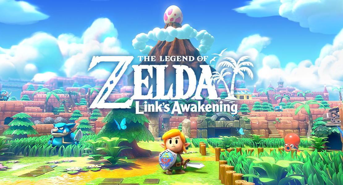 The Legend of Zelda: Link's Awakening ya tiene fecha de lanzamiento