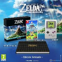 Edición limitada de The Legend of Zelda: Link's Awakening