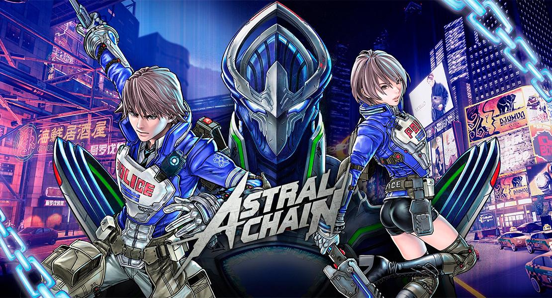 Nintendo explica nuevos detalles de Astral Chain