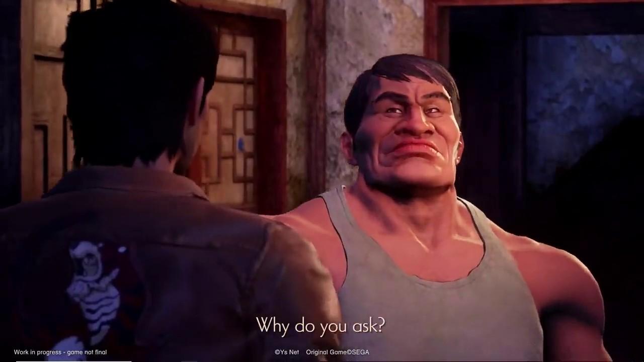 Shenmue III provoca ira por la exclusividad de Epic Games Store pero a cambio muestra gameplay