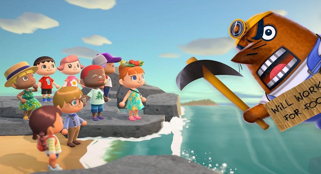 Animal Crossing: New Horizons sufre la pérdida de Rese T.