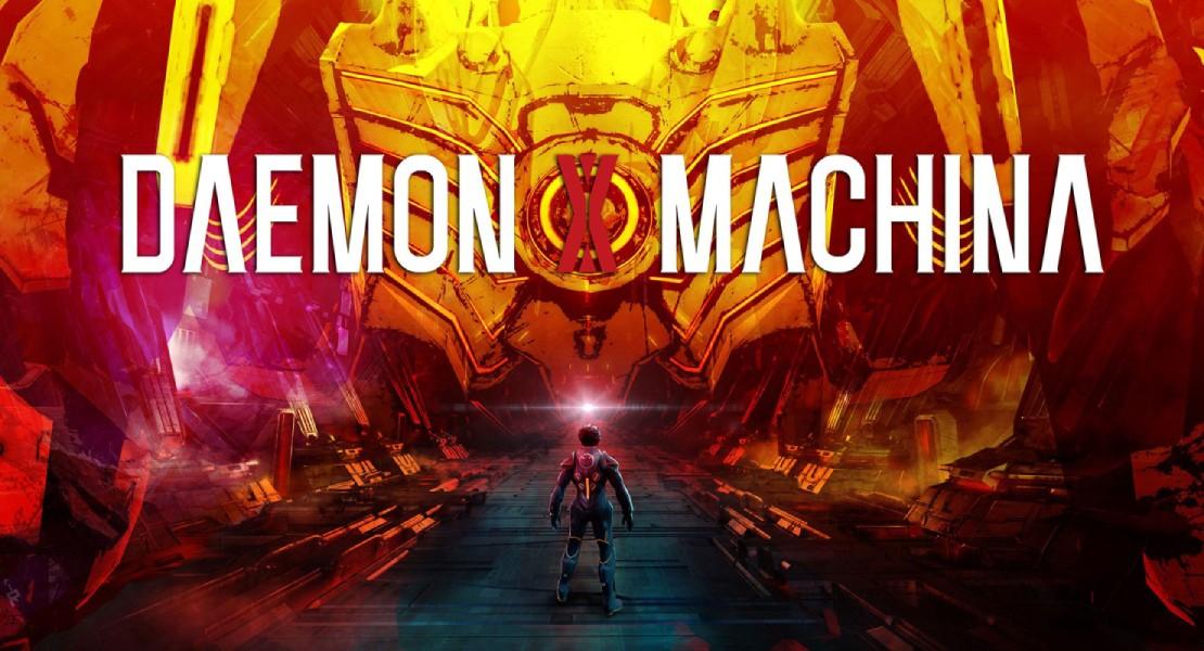 Nintendo anuncia la edición limitada Orbital de Daemon X Machina