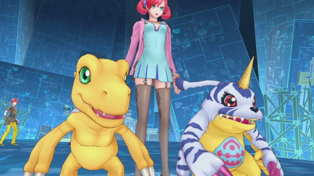 Bandai Namco retrasa Digimon Survive pero a cambio anuncia Digimon Story: Cyber Sleuth-Complete Edition para Switch y PC