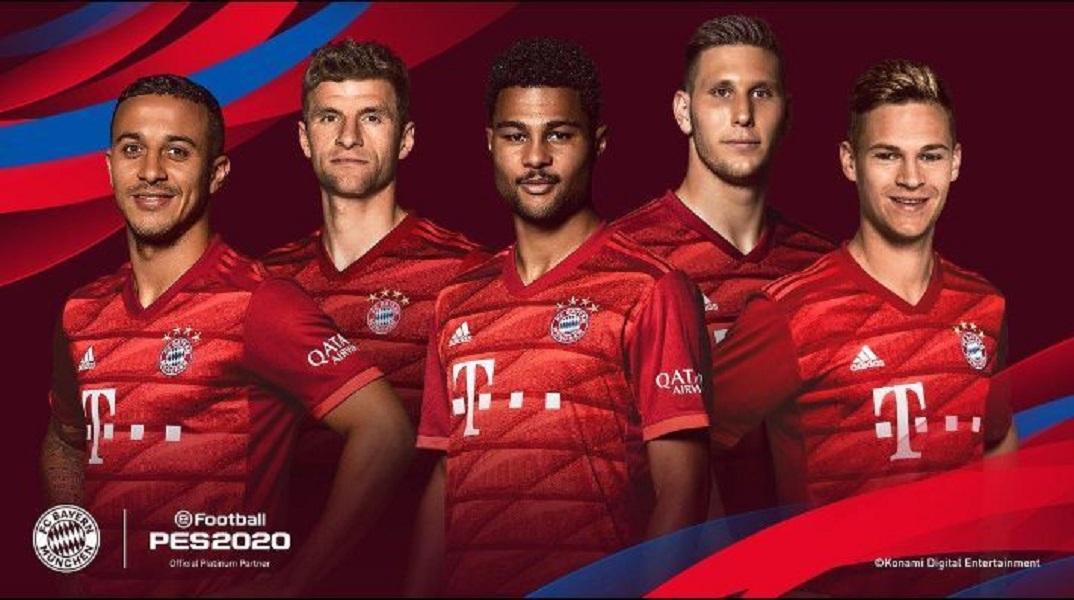 Konami anuncia un acuerdo con el Bayern de Múnich
