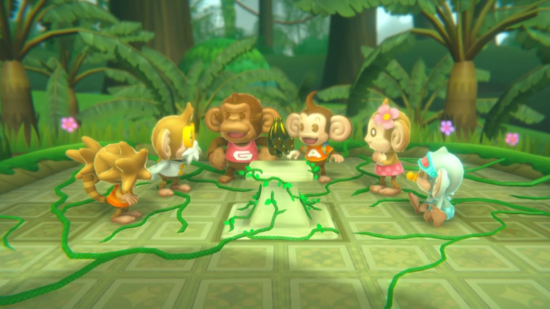 SEGA anuncia Super Monkey Ball: Banana Blitz HD, repleto de monetes en alta definición